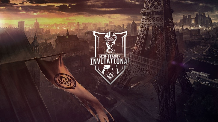 MSI 2018: Recap Day1 Group Stage