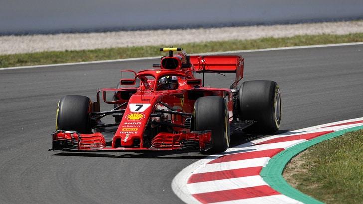 F1 Spagna, Ferrari: Raikkonen sostituisce il motore per le qualifiche