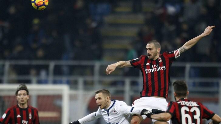 Serie A, il Diavolo sfida la Dea: Atalanta avanti a 1,87