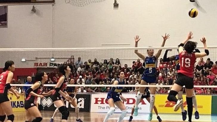 Volley: Nazionale Femminile, ecco le 14 atlete per gli Stati Uniti