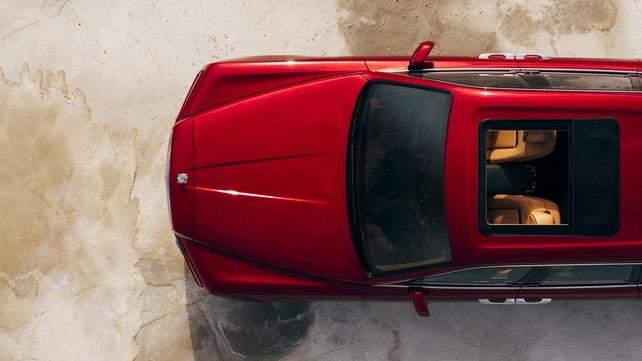 Rolls-Royce Cullinan, il Suv extra-lusso: foto