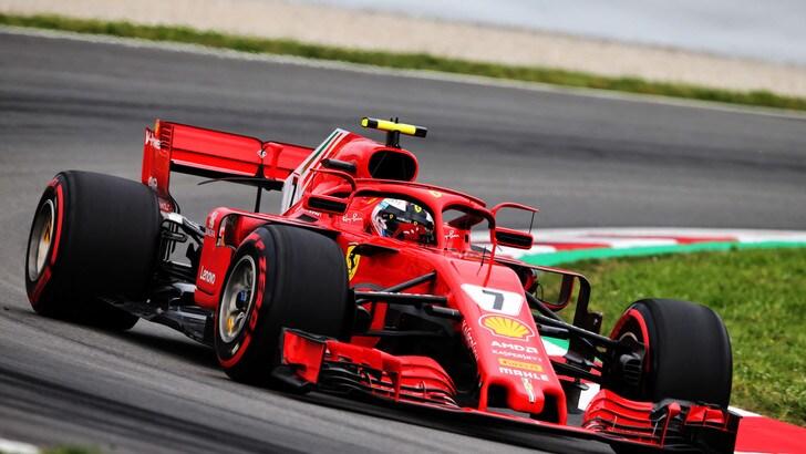 F1 Spagna, Raikkonen: «Ho sbagliato io»