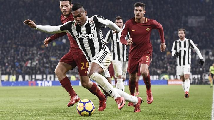 Serie A, Roma contro Juve: la «X» che piace a entrambe vale 2,95