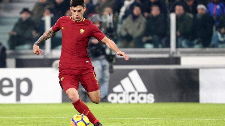 Serie A Roma, i convocati per la Juventus. Ok Manolas e Perotti