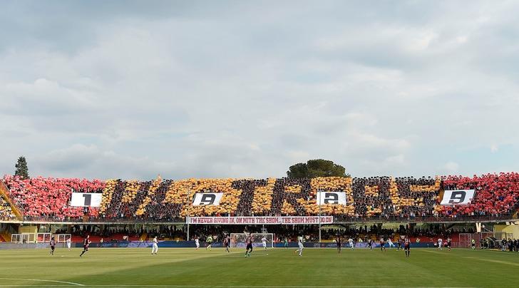 Serie A, Benevento-Genoa 1-0: Diabaté gol, il Vigorito abbraccia i giallorossi