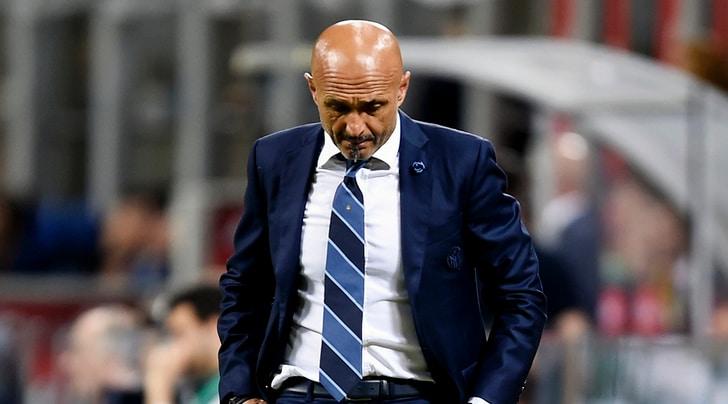 Inter, Spalletti: «Sconfitta che pesa, giocatori distrutti»