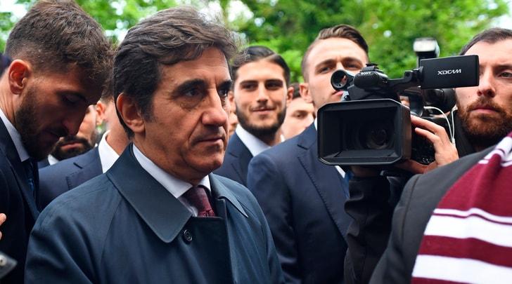 Torino, Cairo ribadisce: «Belotti non si muove»