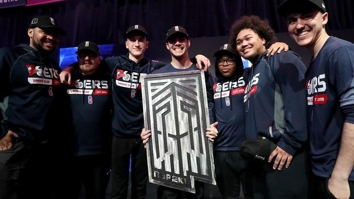 La NBA 2K League ai nastri di partenza