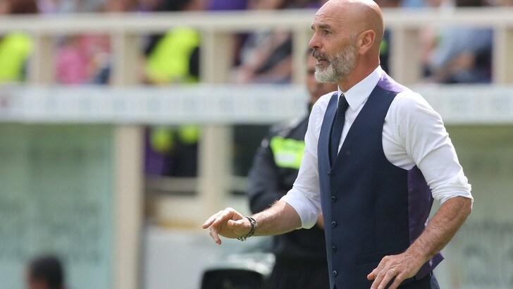 Serie A Fiorentina, Pioli: «Gestita male la pressione»