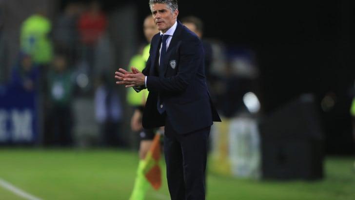 Serie A Cagliari, Lopez: «Non finisce qui: ora sotto con l'Atalanta»