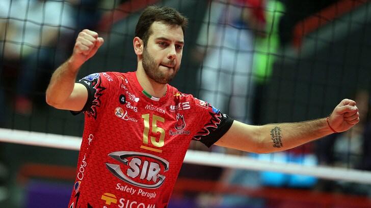 Volley: Champions League, Perugia batte lo Zaska ed è terza