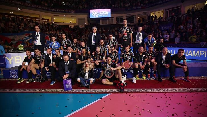 Volley: Champions League, la Lube sfiora soltanto la grande impresa