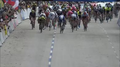 ToC, Gaviria show davanti a Sagan