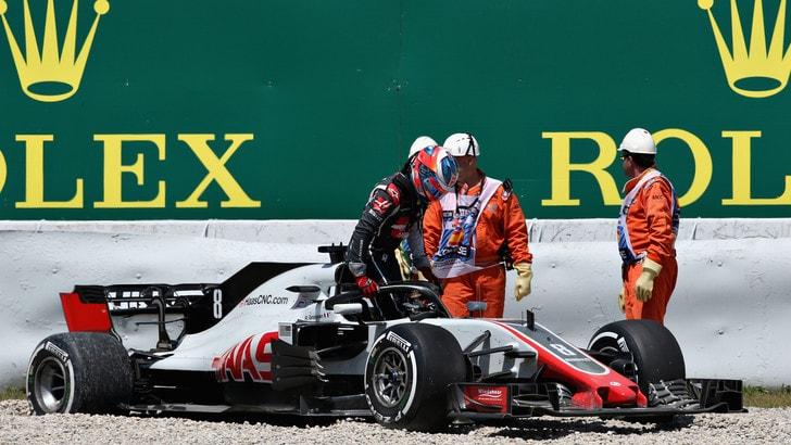 F1 Spagna, Steiner di Haas contrario alla decisione della FIA