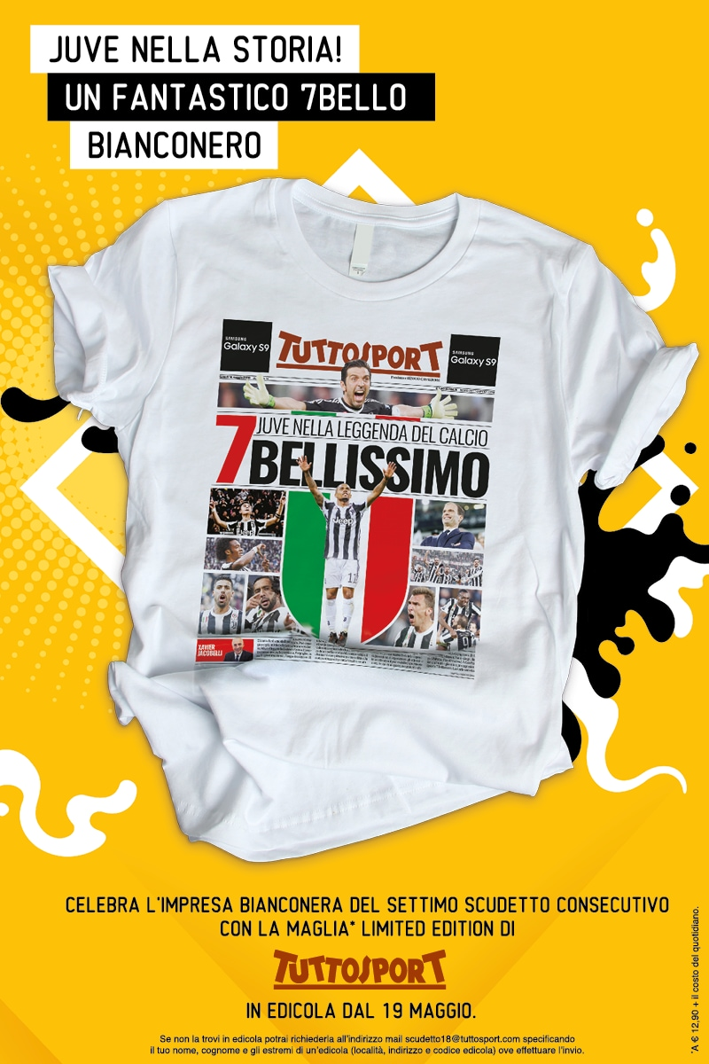 7Bello Juventus