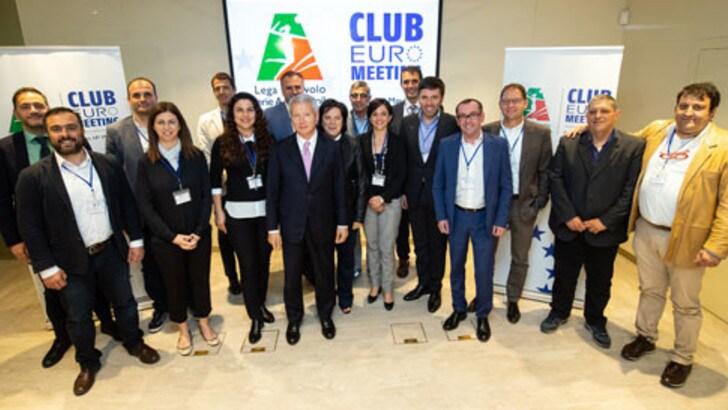 Volley: a Milano si è costituita l'Associazione di Club Europei femminili
