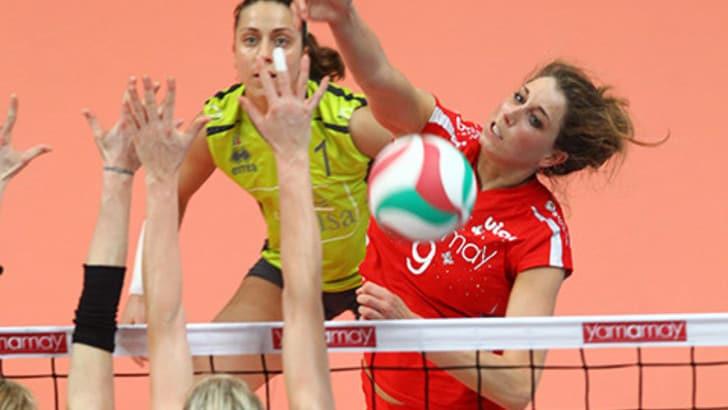 Volley: A1 Femminile, Floortje Meijners è di nuovo