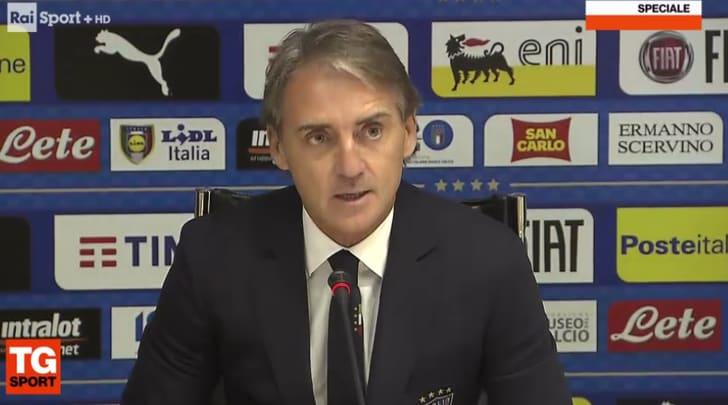 Italia, Mancini: «Chiameremo Balotelli. Parlerò con Buffon e Pirlo»