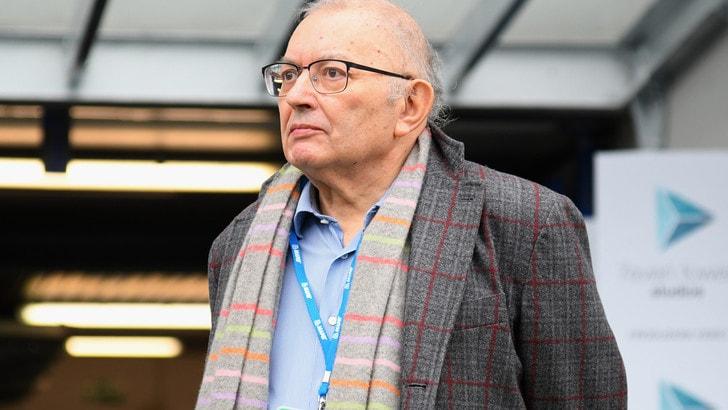 Serie A Sassuolo, Squinzi: «Ci siamo ripresi nel finale»