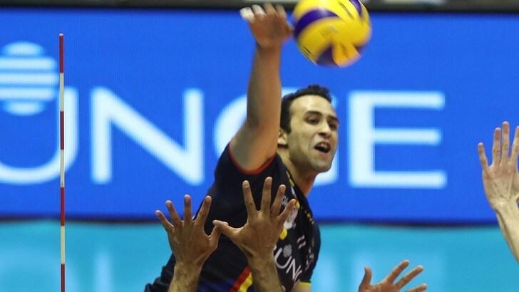 Volley: Superlega, Padova riporta in Italia Maurice Torres