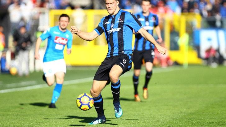 Serie A Atalanta, Melegoni in gruppo. Cornelius: riabilitazione in Danimarca