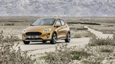 Ford Fiesta Active, la compatta diventa crossover