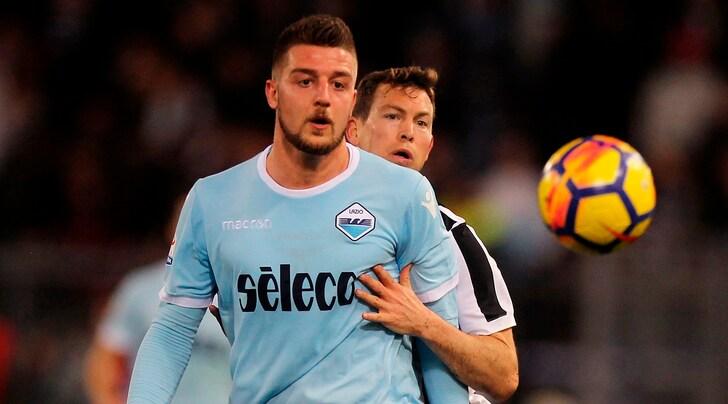 Milinkovic-Savic, tre le big rivali della Juventus