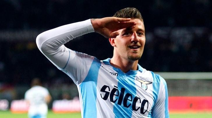 Milinkovic, la Lazio è pronta a trattare