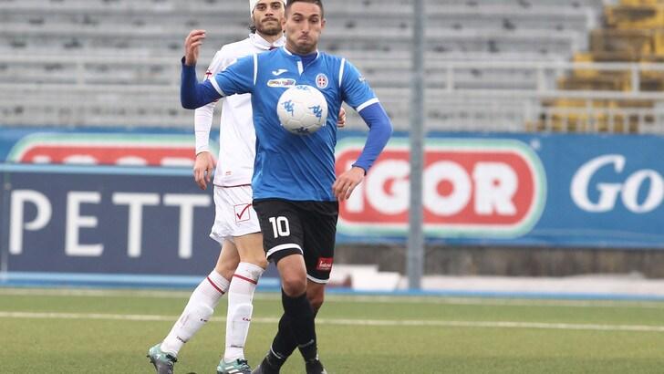 Serie B Novara, accolto il ricorso per Macheda
