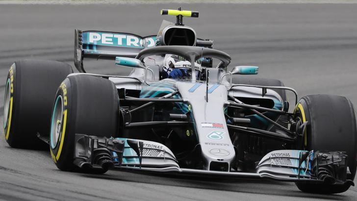 F1: test, Bottas davanti, poi Giovinazzi