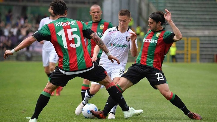 Serie B, verso Unicusano Ternana-Avellino