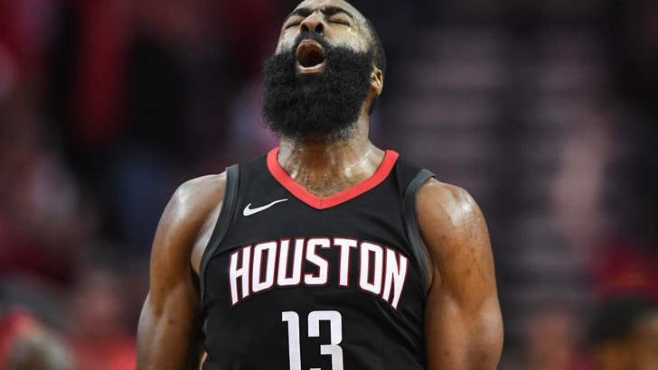 Harden travolge Golden State, Houston pareggia