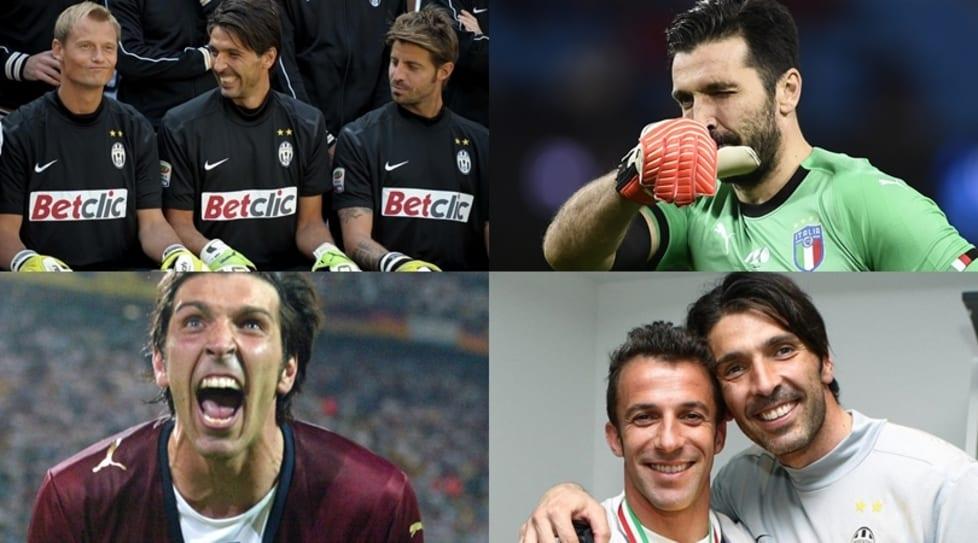 <p>Sabato il capitano bianconero dar&agrave; l&#39;addio nella partita contro il Verona: le tappe pi&ugrave; belle della sua straordinaria avventura</p>