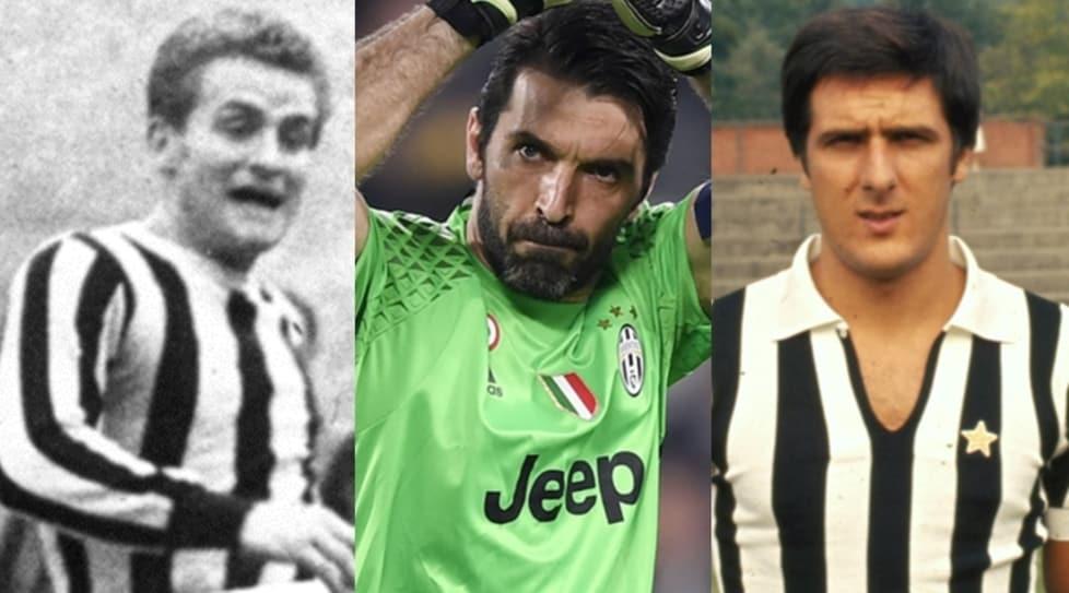 Il capitano guida la classifica dei giocatori bianconeri con più minuti disputati in campionato: è davanti anche a Boniperti