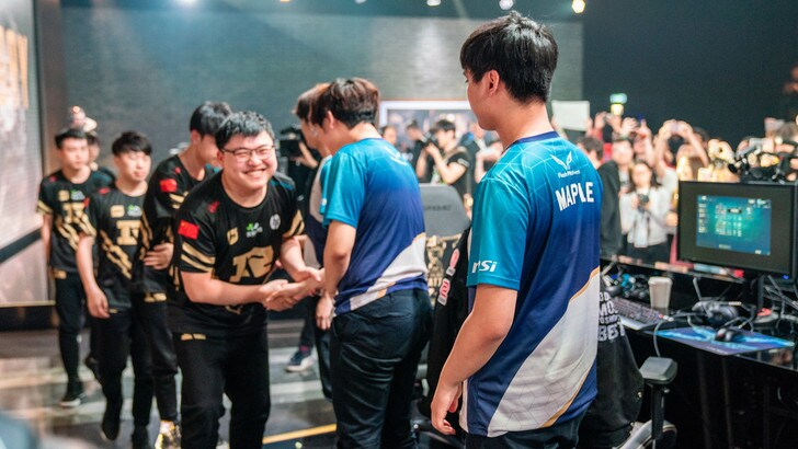 MSI 2018: Recap Day5 Group Stage