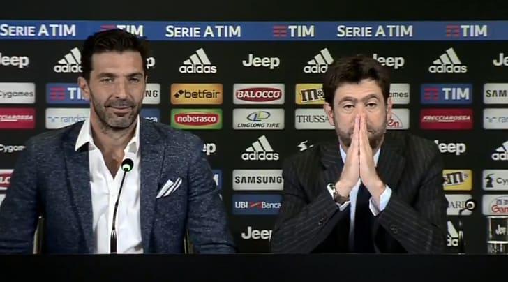 Buffon Sabato l'ultima partita con la Juventus. Il futuro? Ho proposte stimolanti