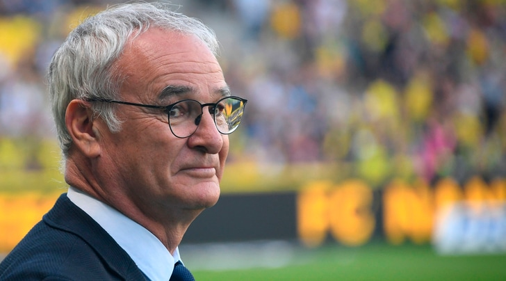 Panchina Nantes, addio di Ranieri