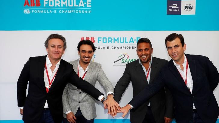 Formula E senza confini: la prossima stagione parte dall'Arabia Saudita