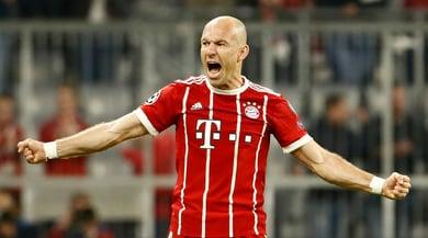 Bayern Monaco, anche Robben rinnova: firma fino al 2019