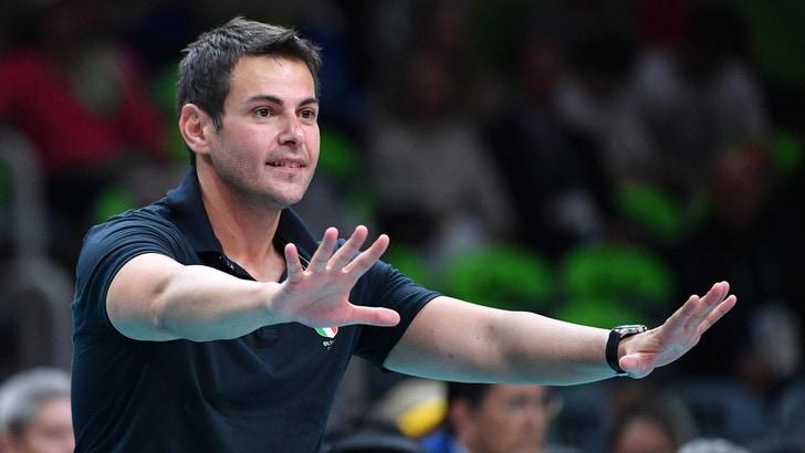 Volley: Blengini ha sciolto le riserve, scelti gli uomini del Mondiale