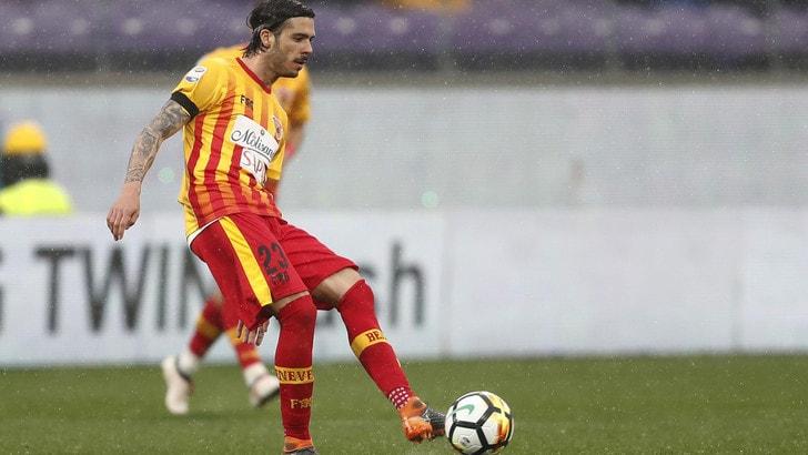 Serie A Benevento, Venuti tenuto a riposo per precauzione