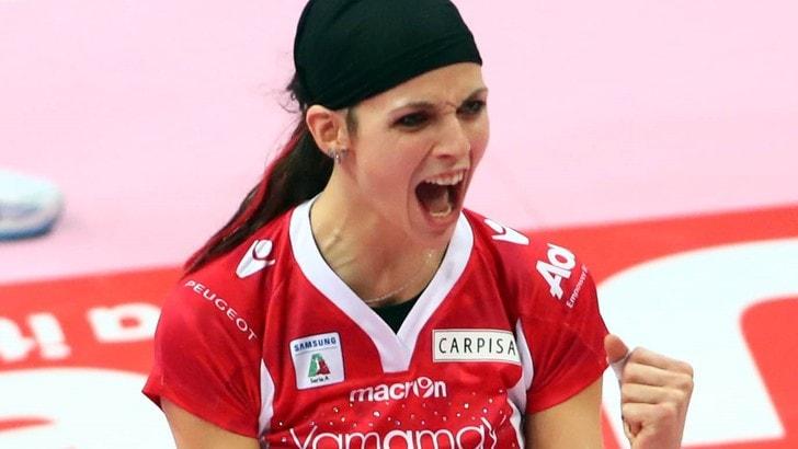 Volley: A1 Femminile, Stufi da Busto a Novara