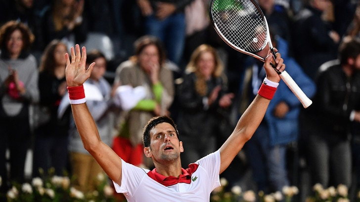 Tennis, Djokovic e Zverev verso le semifinali a Roma