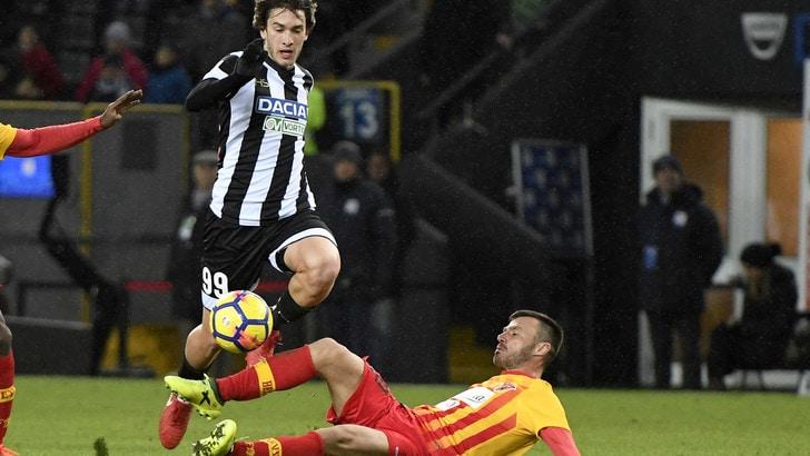 Serie A Udinese, per Balic lesione al legamento