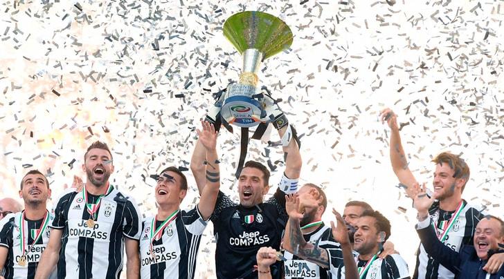 Juve campione d'Italia: dove e quando ci sarà la premiazione