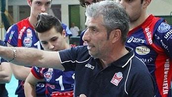 Volley: A2 Maschile, Potenza Picena riparte con Rosichini in panchina