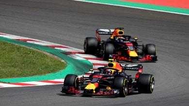 F1 Red Bull, Ricciardo critico con la Fia: «Cambio regole? Consultino i piloti»
