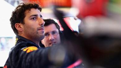 F1 Red Bull, Ricciardo: «A Monaco cerchiamo il riscatto»