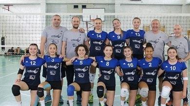 Volley: finali Under 14 Femminili: Volleyrò è Campione d'Italia