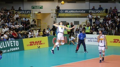 Volley: Volleyball Nations League, ecco i 14 di Blengini per il 1° week end